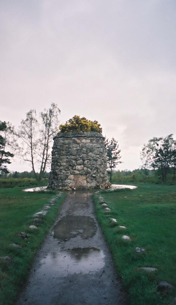 Culloden Battlefield Monument