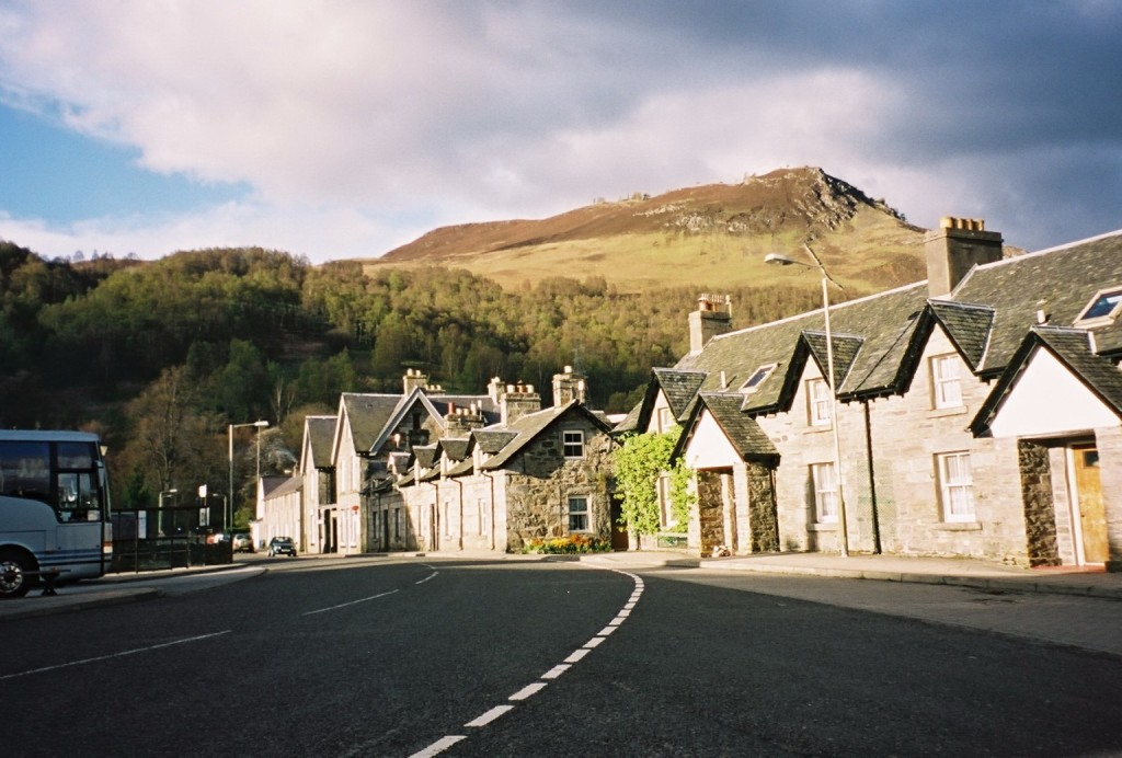 Kinloch Rannoch, Perthshire, Scotland