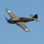 P-40C Tomahawk at Paine Field, Mukilteo, WA, USA 2013-08-31