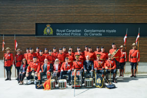 2016-03-31 RCMP Formal portrait with the new mace, Surrey BC (211)