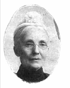 Anna MacGREGOR (nee COUSE), widow of Neil MacGregor