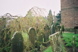 Some tombstones BRECHIN visit 2005 May by Colin M Stevens (26)