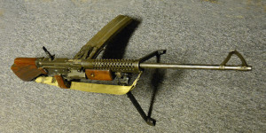 Johnson M1941 LMG DEACTIVATED