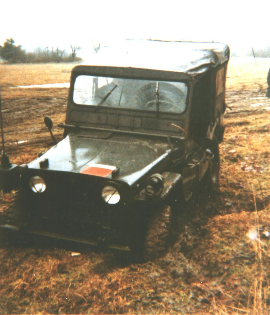 "M38CDN 1/4 ton ""jeep"""