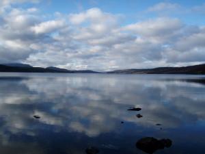 Loch Rannoch, Perthshire, Scotland