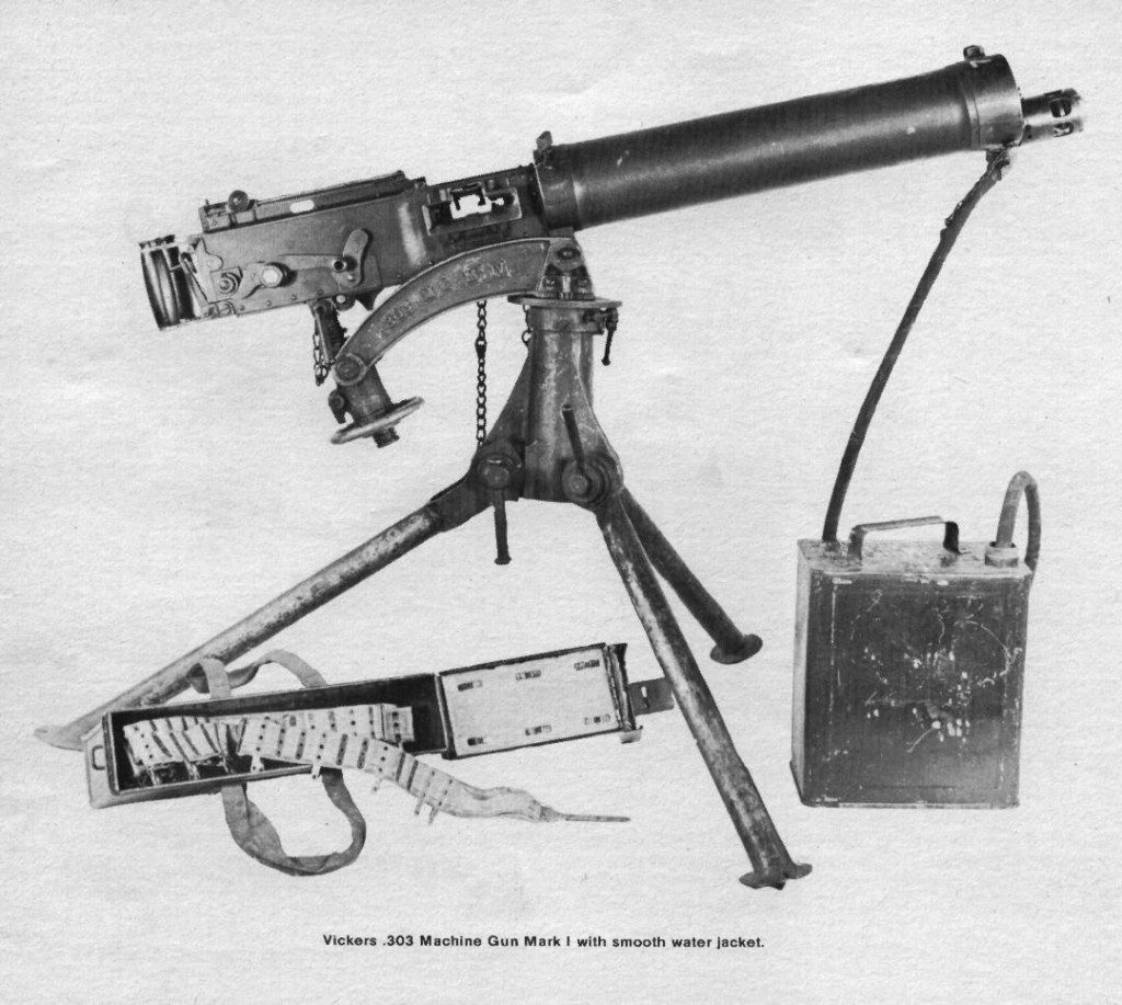 Vickers MMG