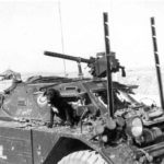 54-82507 with twin wirecutter bars installed with UNFICYP in Cyprus.