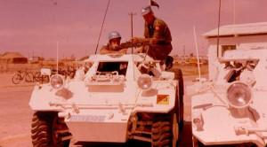 Ferret UNEF 1229 Rafah 1960-1 w FGH via Mike Furdyk