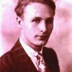 Paul Goranson as a young artist