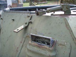 Ferret 54-82598 as found 2007 - 2