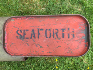 SEAFORTH Jerrican
