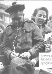 Seaforth liberation Holland 1945