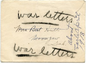 HUME Earle Walter documents (1)