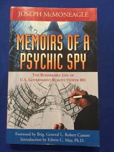 Book Memoirs of a Psychic Sp