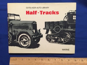 """HALF-TRACKS"" by Bart Vanderveen"