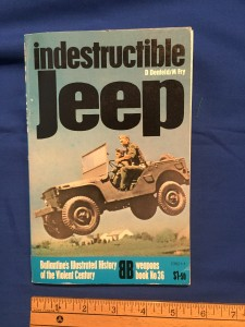 INDESTRUCTIBLE JEEP D Denfield M Fry