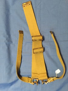 P1951 Canadian L straps USED set D