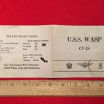 USS Wasp CV-18 - cover