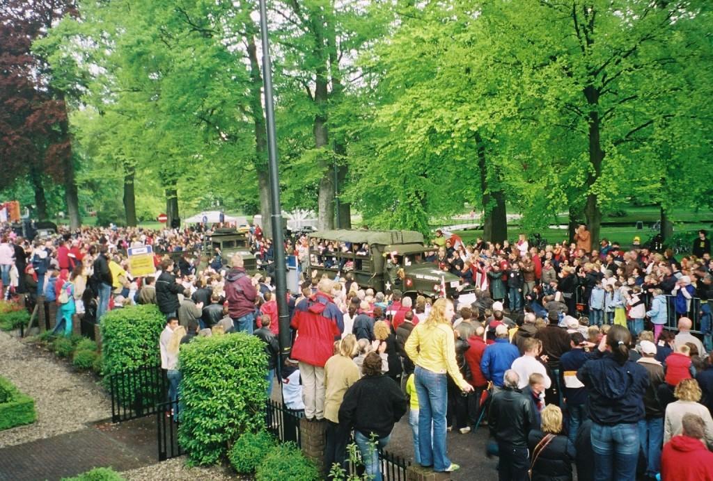 Apeldoorn crowd 4 - 2005