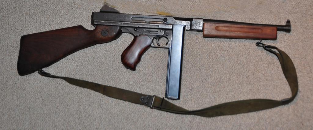 Thompson SMG M1A1