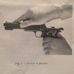 French manual on Pistolet Automatique de 9mm MODELE 1950