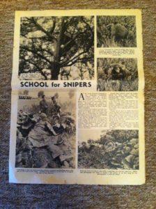 School for Snipers in Modern World via Dean Bryan