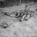 Sniper Brit training P14 scoped © IWM (ARMY TRAINING 2 slash 21)