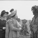 Snipers Princess Elizabeth & Queen Elizabeth © IWM (H 38592)