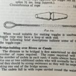 Pre-Service Physical Training and Recreation for Army Cadets 1943 - including the use of the toggle rope.