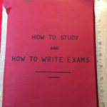 How to Study and How to Write Exams - Canadian Army