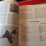 Willys-Overland Mechanic's Manual for the Willys Model 685 and 675 CIVILIAN passenger cars. 1952