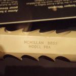 McMillan Bros TAC-50 SN 99GA004 record shot in Afghanistan at CWM 2007 - muzzle brake