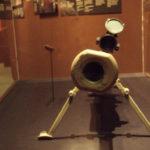 McMillan Bros TAC-50 SN 99GA004 record shot in Afghanistan at CWM 2007 - muzzle