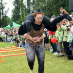 Scandinavian Midsummer Festival 2016-06-19 063 Wife Carrying Contest - Unusual wardrobe