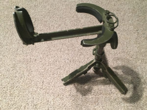 Stand, Instrument C No. 47 MK. I made by R.E.L. 1945. Serial number 411-C.