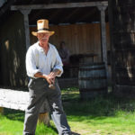 Fort Nisqually Brigade Days 2016 AUG (7) - Sartorial elegance ... on the frontier.