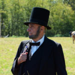 # 620 - The Commander-in-Chief, President Abraham Lincoln.