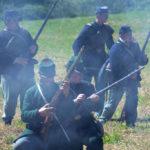 # 853 - Union skirmishers