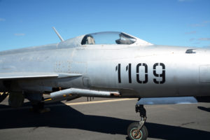 Mig 21 Fishbed starboard side 2016-08-07 Hillsboro Air Show (34)