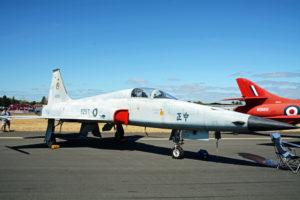 F-5 Freedom Fighter Taiwanese markings 2016-08-07 Hillsboro Air Show (38)