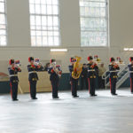 (341) Brass section of the 15th Field RCA Brass and Reed Band.