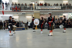 (393) Seaforth Cadet Pipes and Drums.