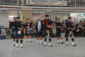 (399) Seaforth Cadets Pipes and Drums