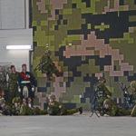 (412) The C6 Gun Race teams reach ground level.