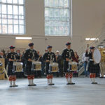 (424) Seaforth Pipes and Drums Drum Line