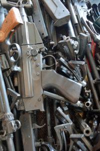 Anti-gun sculpture 3