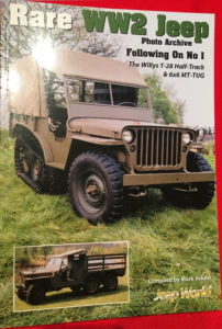 Rare WW2 Jeep MB-TUG and Half-track