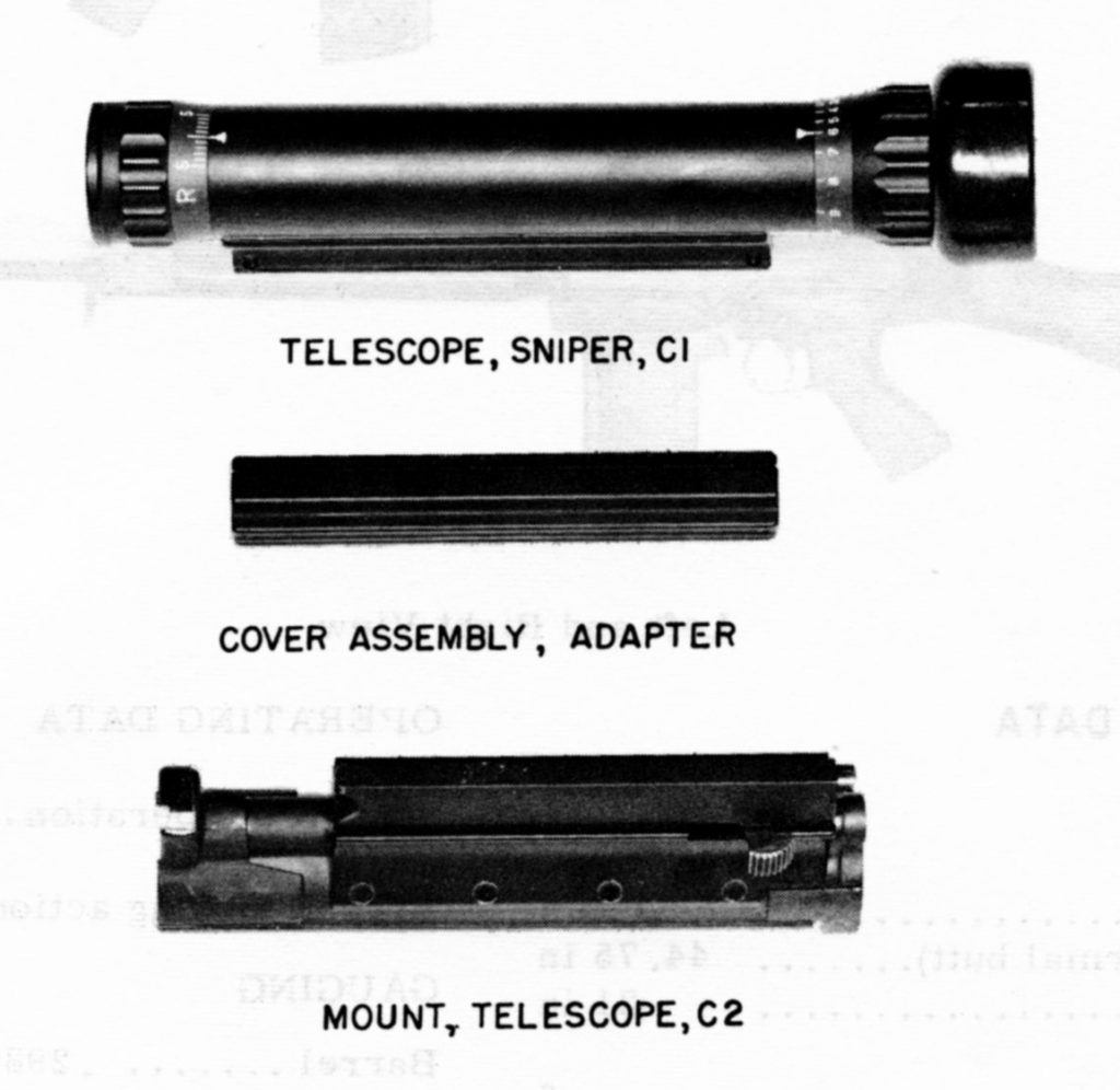 SNIPER SCOPE C1 from EME C 820 page 2