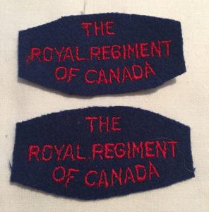 Royal Regt of Canada