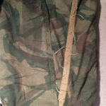 1942 British Airborne Sleeping Bag named Pte ROSS Signaller 3 Para Bde HQ MIA 1944-06-06 - Foot.